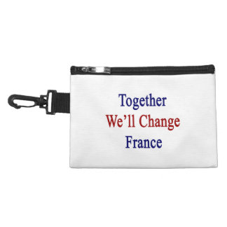 Together We'll Change France Accessories Bags