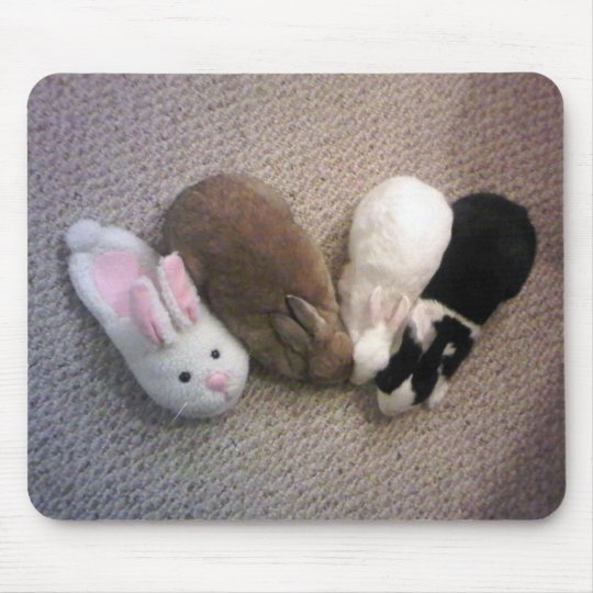 Togetherness Mouse Pad