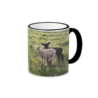 Togetherness Ringer Coffee Mug