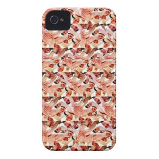 Togetherness stereogram iPhone 4 Case-Mate case