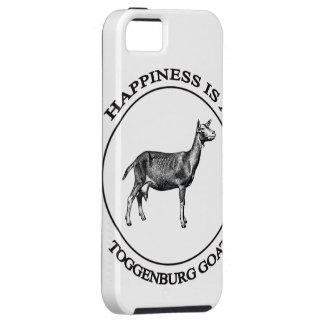 Toggenburg Goat full body iPhone SE/5/5s Case