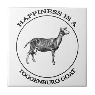Toggenburg Goat full body Tile