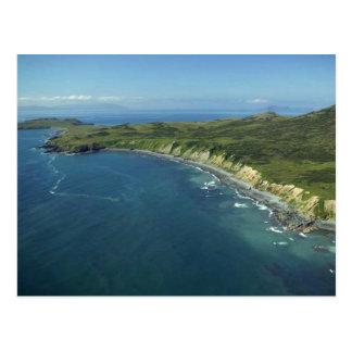 Togiak Refuge Coastline Postcard