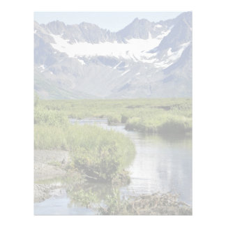 Togiak Refuge Scenic Letterhead