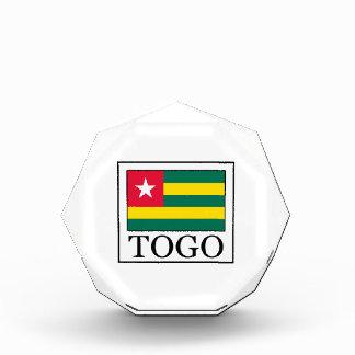 Togo Acrylic Award