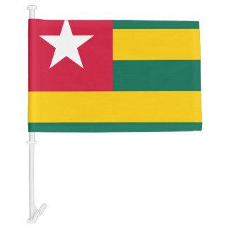 Togo Car Flag