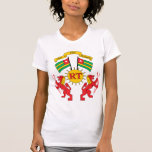 Togo Coat of Arms detail Tees