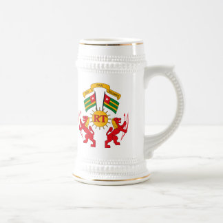 Togo Coat of Arms Mug