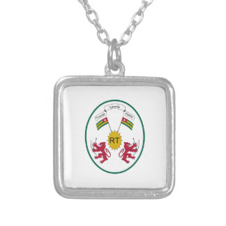 Togo Coat of Arms Custom Necklace