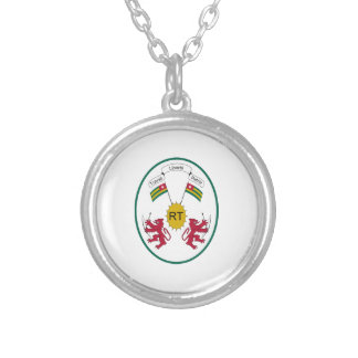 Togo Coat of Arms Pendant