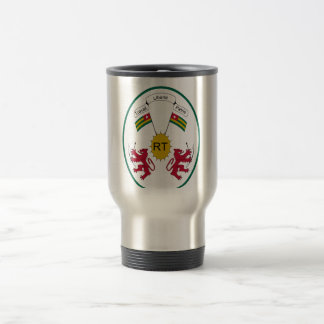 Togo Coat of Arms Travel Mug