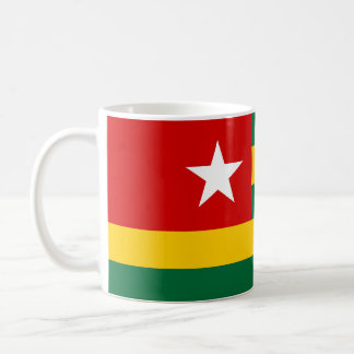 togo country flag nation symbol coffee mug