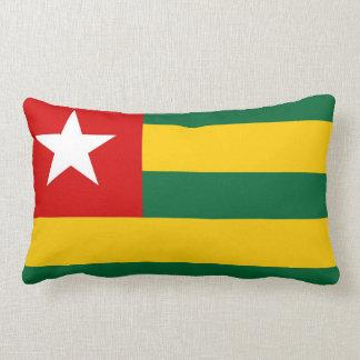 togo country flag pillow
