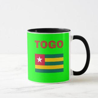 Togo* Country TG Code Mug