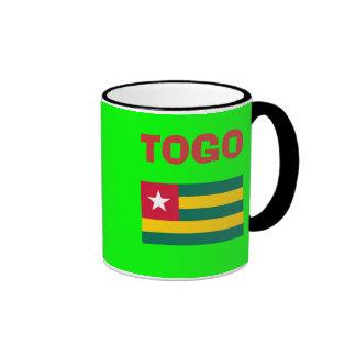 Togo* Country TG Code Mug Ringer Mug