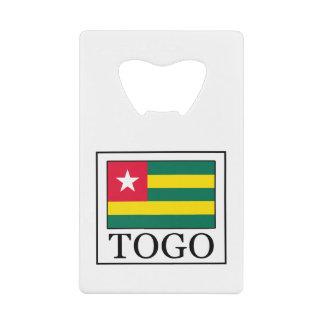 Togo Credit Card Bottle Opener