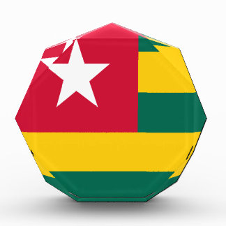 Togo flag award