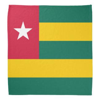 Togo Flag Bandana