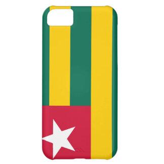 Togo Flag iPhone 5C Cases
