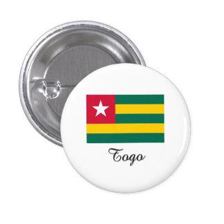 Togo Flag Design Buttons