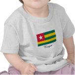 Togo Flag Design Shirt