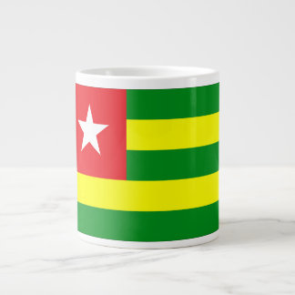 Togo Flag Giant Coffee Mug