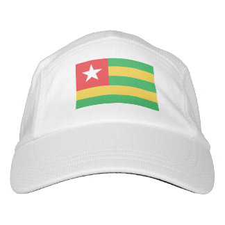 Togo Flag Headsweats Hat