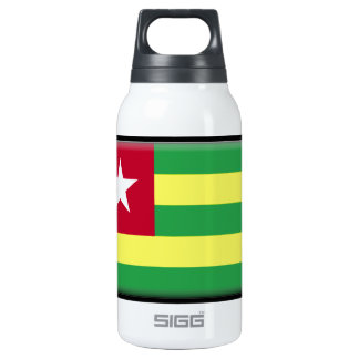 Togo Flag Insulated Water Bottle
