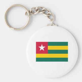 Togo FLAG International Key Chain