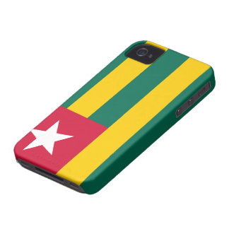 Togo Flag iPhone 4 Covers