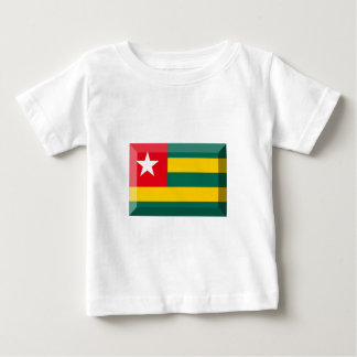 Togo Flag Jewel Tee Shirts