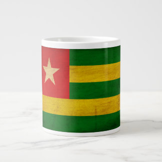 Togo Flag Large Coffee Mug