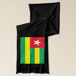 Togo Flag Lightweight Scarf