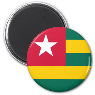 Togo Flag Magnet