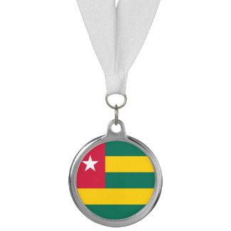 Togo Flag Medal