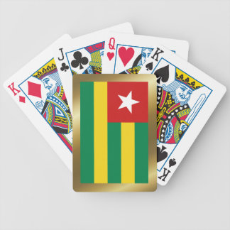 Togo Flag Playing Cards