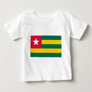Togo Flag Products Baby T-Shirt