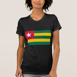 Togo Flag Products T-Shirt