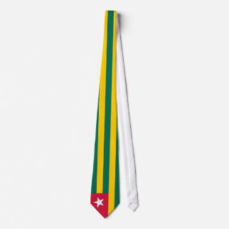 Togo Flag Tie