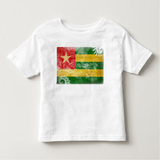 Togo Flag Toddler T-shirt