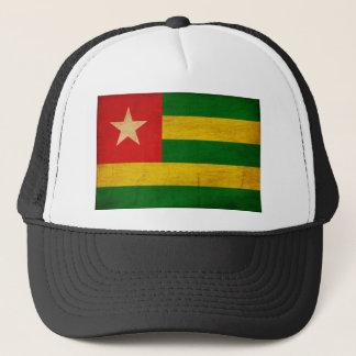 Togo Flag Trucker Hat