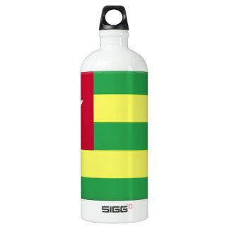 Togo Flag Water Bottle