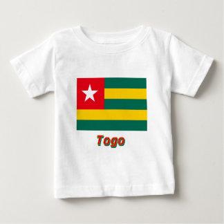 Togo Flag with Name Shirts