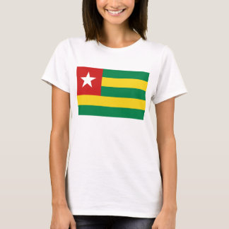 Togo Flag x Map T-Shirt