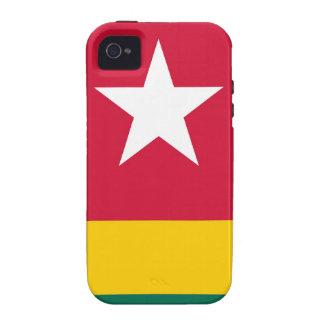 TOGO VIBE iPhone 4 FUNDAS