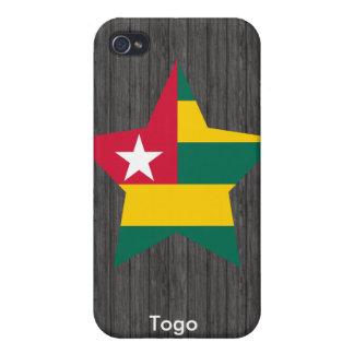 Togo iPhone 4 Cárcasas