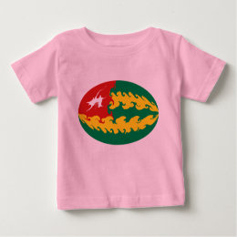 Togo Gnarly Flag T-Shirt