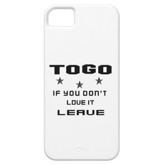 Togo If you don't love it, Leave iPhone SE/5/5s Case