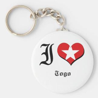 Togo Key Chain