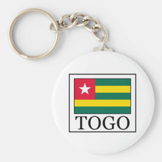 Togo keychain